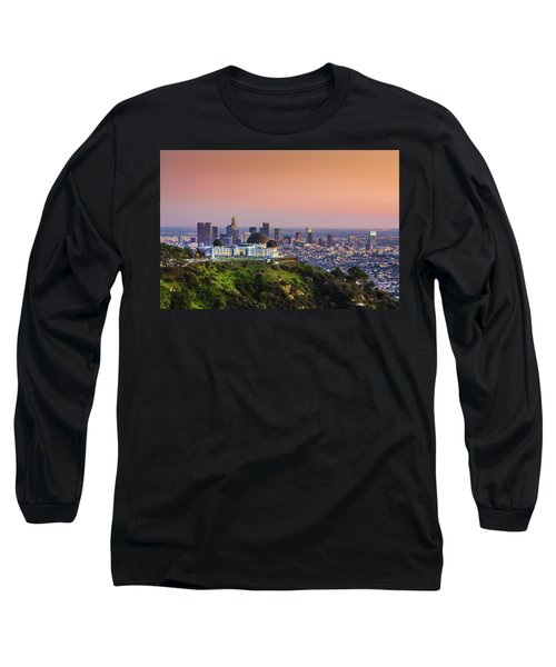 Beauty On The Hill Long Sleeve T-Shirt
