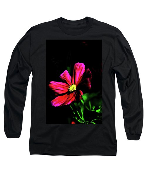 Long Sleeve T-Shirt featuring the photograph Beauty  by Tom Prendergast