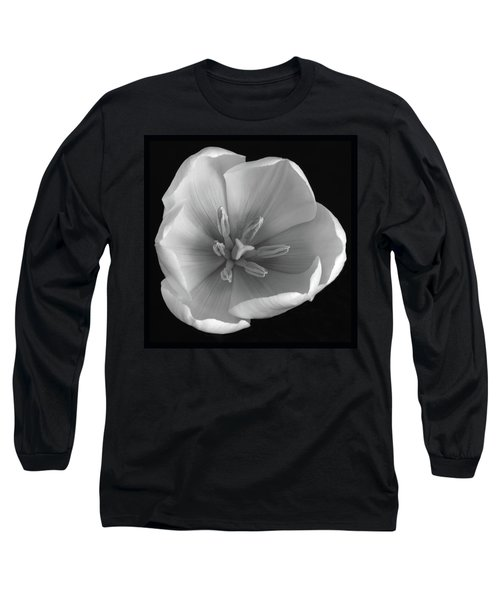 Long Sleeve T-Shirt featuring the photograph Beauty Within by Terence Davis