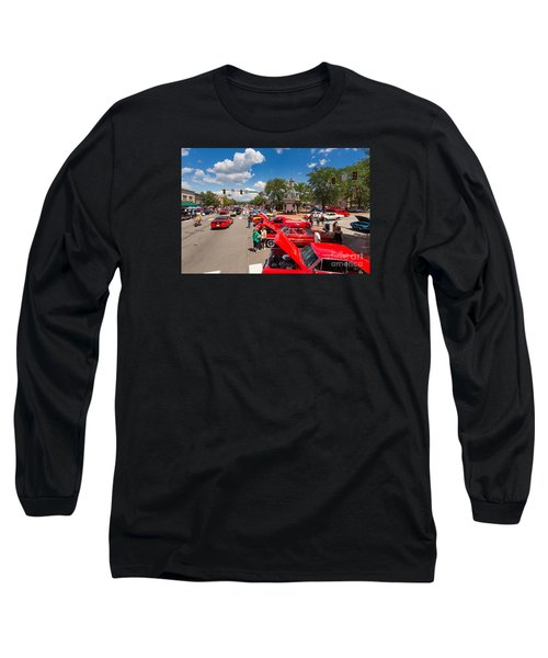 Beaver Car Show  Long Sleeve T-Shirt