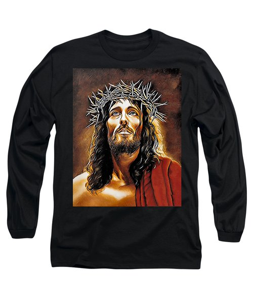 Because He Loves You Long Sleeve T-Shirt
