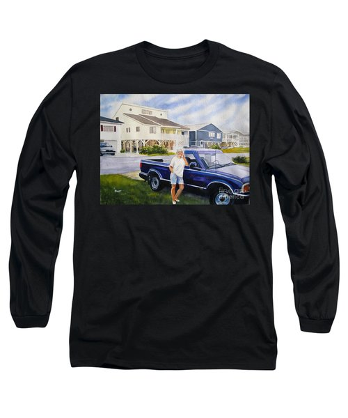 Becky Long Sleeve T-Shirt