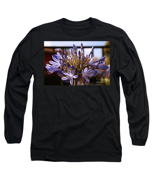 Becoming Beautiful Long Sleeve T-Shirt by Linda Shafer