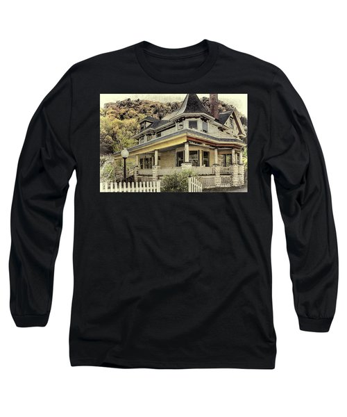 Bed And Breakfast  Of Old Long Sleeve T-Shirt