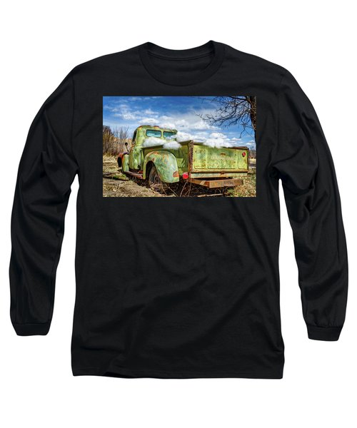 Bed Full Of Clouds Long Sleeve T-Shirt