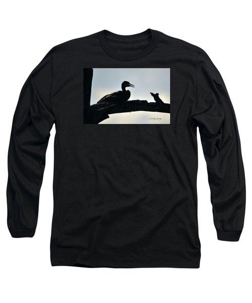 Bedtime Story Long Sleeve T-Shirt