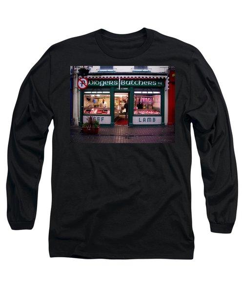 Beef Lamb Long Sleeve T-Shirt