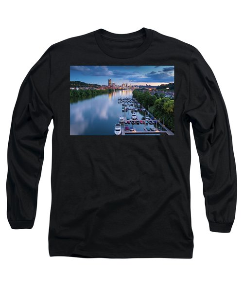 Before Sunset  Long Sleeve T-Shirt