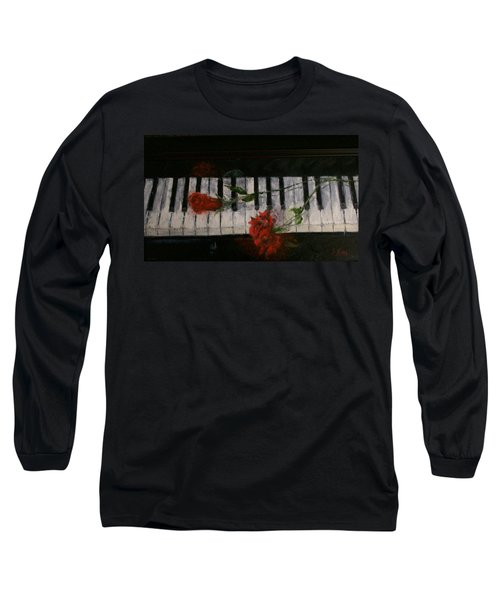Before The Concert Long Sleeve T-Shirt