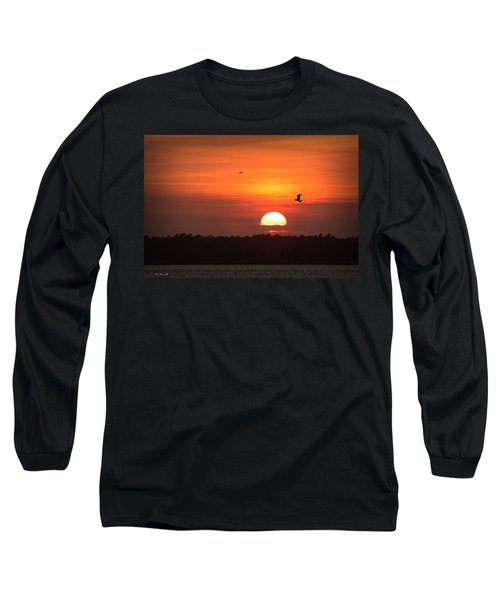 Before The Setting Sun Long Sleeve T-Shirt