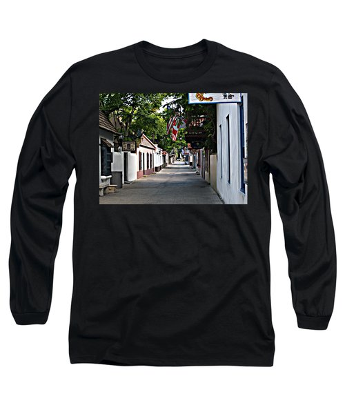 Before The Tourists 2 Long Sleeve T-Shirt