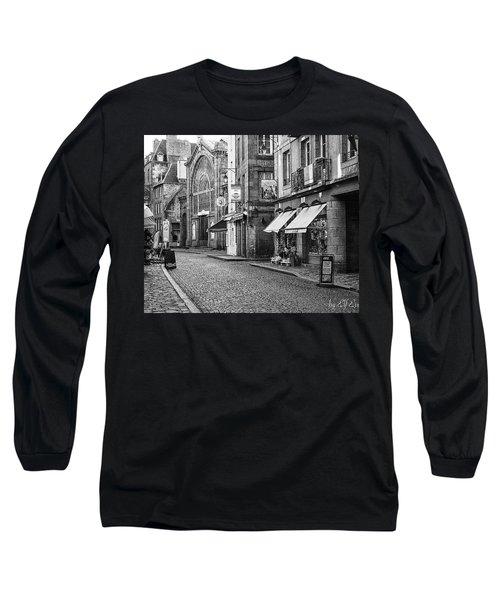 Behind The Walls 2 Long Sleeve T-Shirt