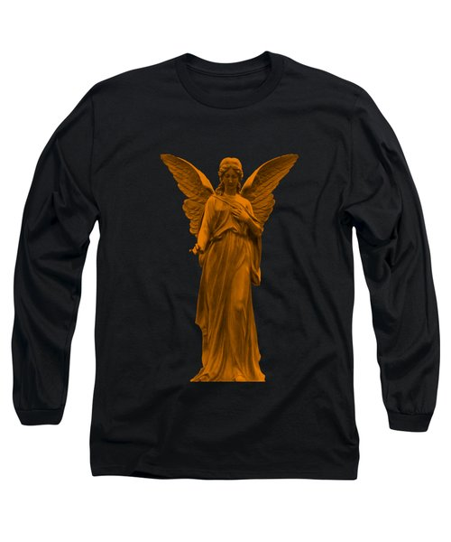 Behold I Send An Angel Before Thee Long Sleeve T-Shirt