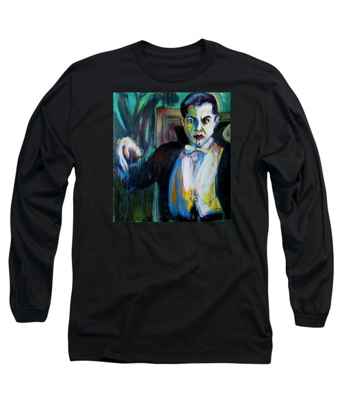 Bela Long Sleeve T-Shirt by Les Leffingwell