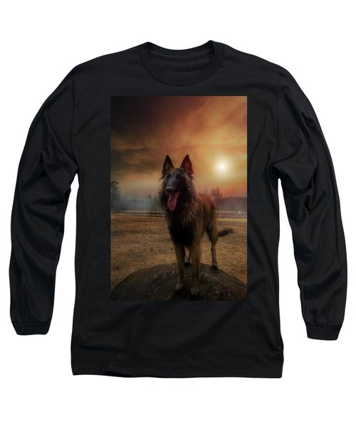 Belgian Shepherd Long Sleeve T-Shirt