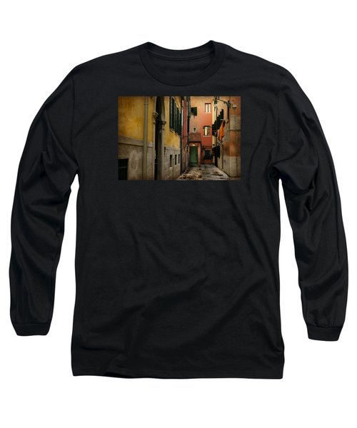 Bella Italia Long Sleeve T-Shirt by Uri Baruch
