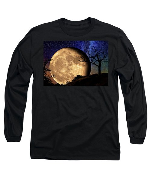 Bella Luna From Another World Long Sleeve T-Shirt