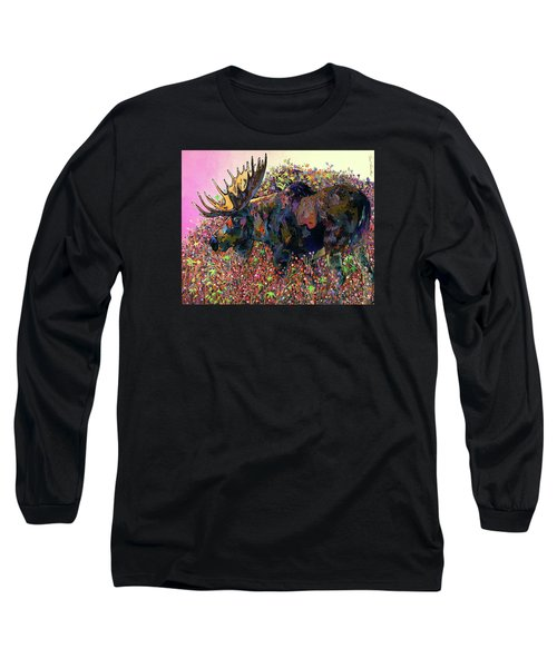 Belly Deep Long Sleeve T-Shirt by Bob Coonts