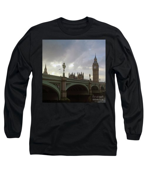Ben And The Bridge Long Sleeve T-Shirt