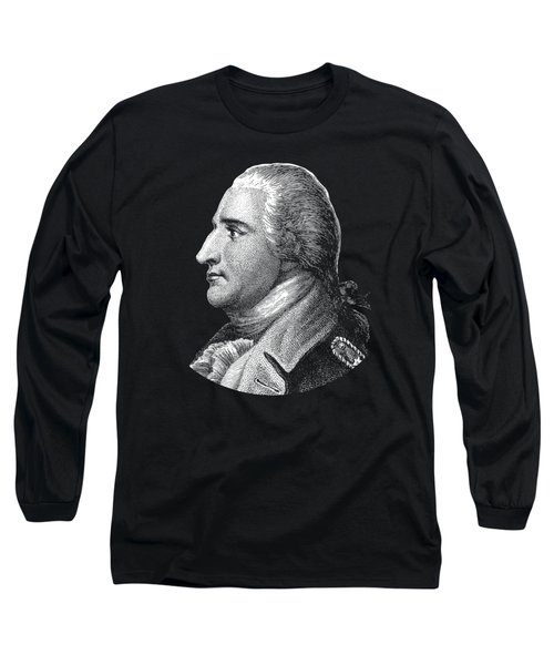 Benedict Arnold - The Traitor  Long Sleeve T-Shirt