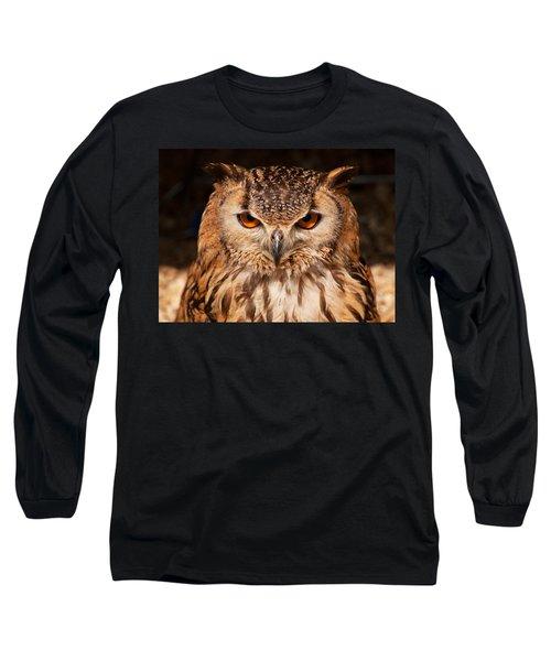 Bengal Owl Long Sleeve T-Shirt