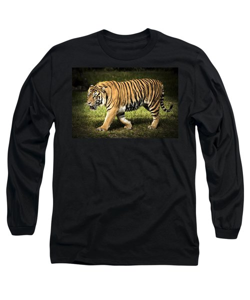 Long Sleeve T-Shirt featuring the photograph Bengal Tiger by Penny Lisowski