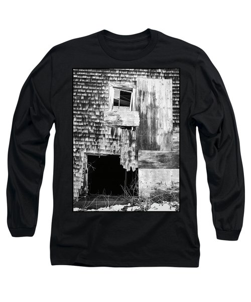 Benjamin Nye Homestead Long Sleeve T-Shirt