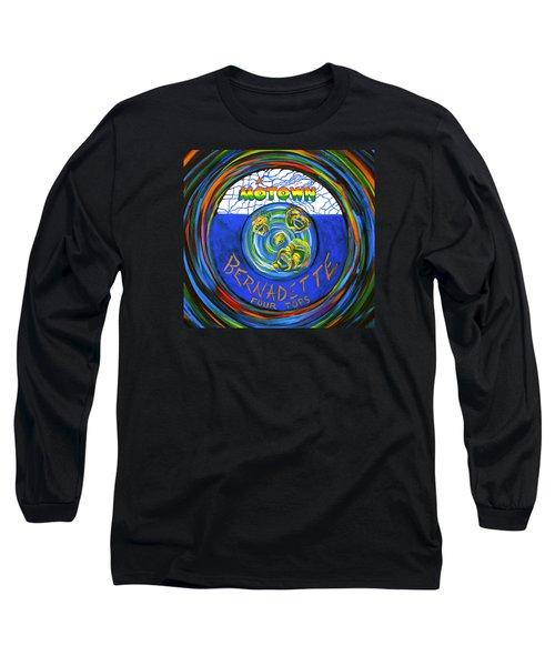 Bernadette By Four Tops Long Sleeve T-Shirt by Jeanette Jarmon