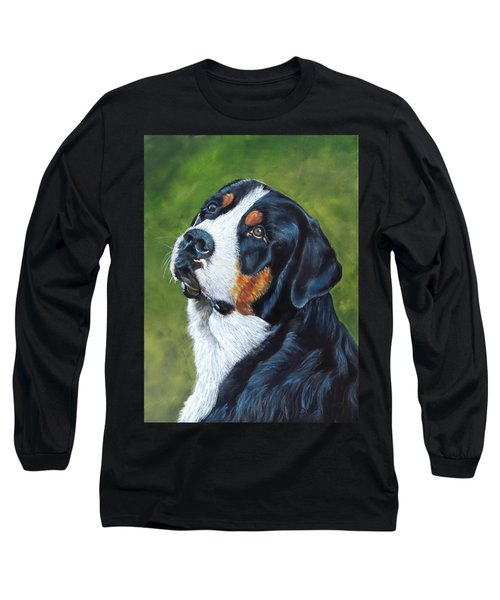 Bernie Long Sleeve T-Shirt