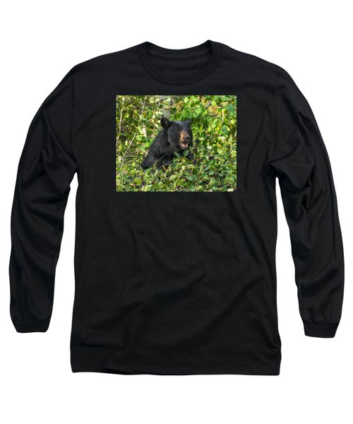 Long Sleeve T-Shirt featuring the photograph Berry Good by Yeates Photography