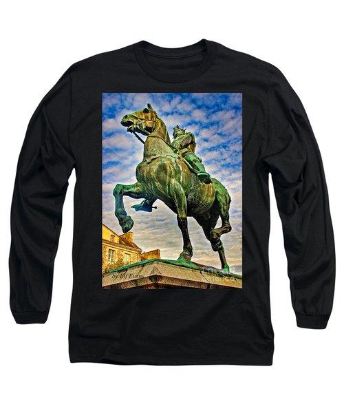 Bertrand Du Guesclin Long Sleeve T-Shirt