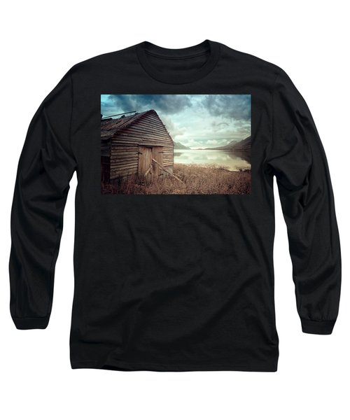Beside The Lake Long Sleeve T-Shirt