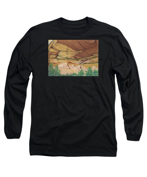 Betatakin Cliffdwellers Long Sleeve T-Shirt