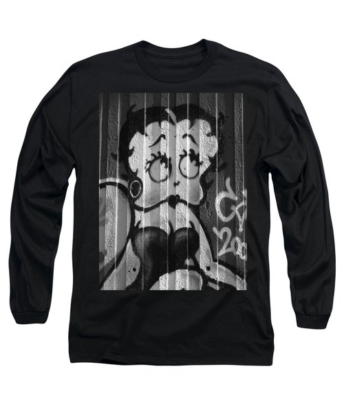 Betty Boop ... Long Sleeve T-Shirt