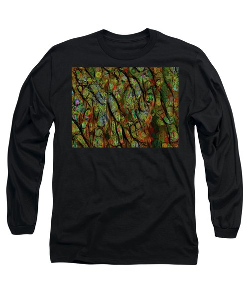 Between The Lines Long Sleeve T-Shirt