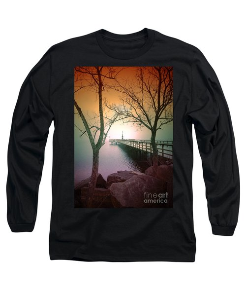 Between Two Trees Long Sleeve T-Shirt