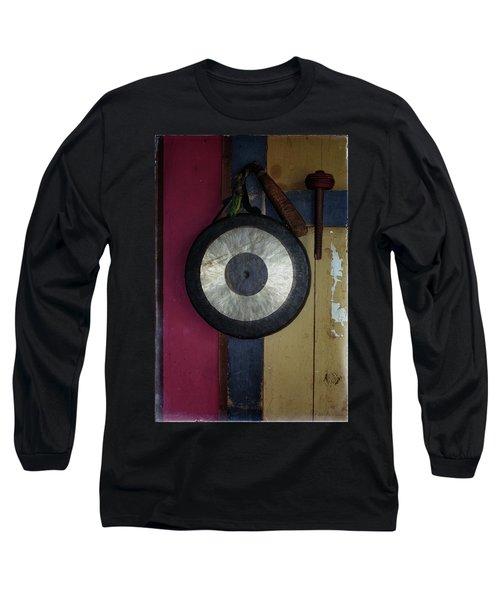 Bhutan Banga-gong..... Long Sleeve T-Shirt
