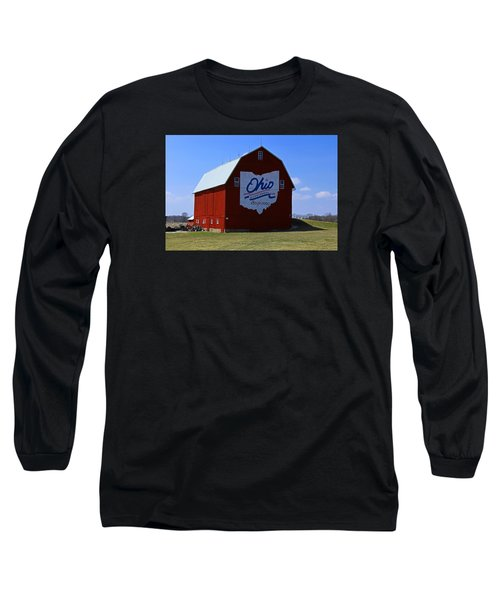 Bicentennial Barn  Long Sleeve T-Shirt