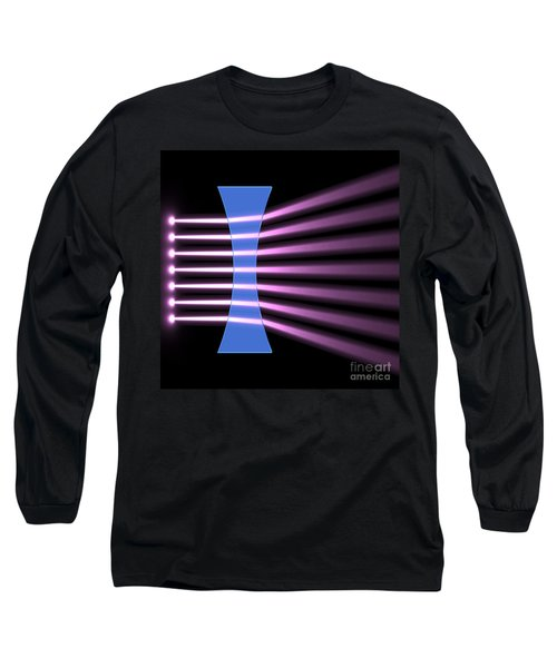 Biconcave Lens 2 Long Sleeve T-Shirt