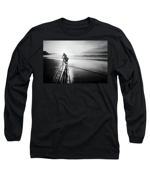Bicycles Are For The Summer Long Sleeve T-Shirt