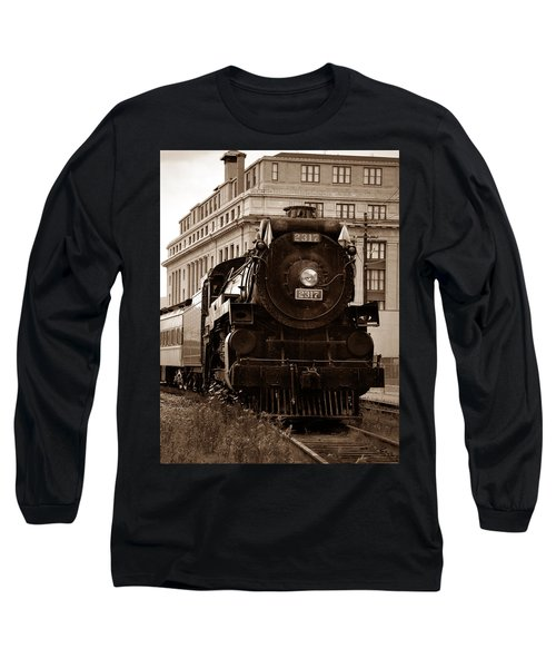 Big Boy... Long Sleeve T-Shirt