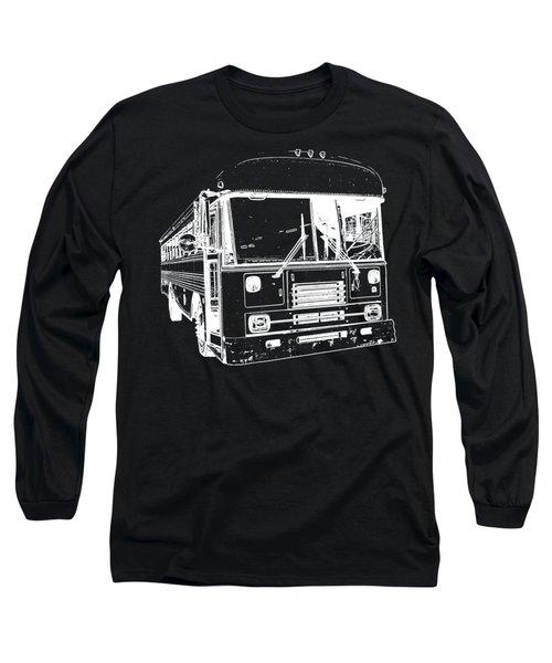 Big Bus Tee Long Sleeve T-Shirt