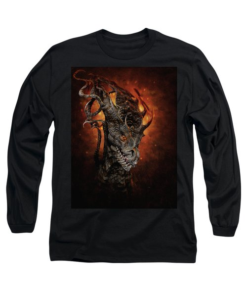 Big Dragon Long Sleeve T-Shirt