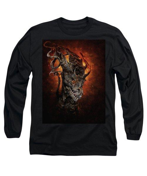 Big Dragon Long Sleeve T-Shirt