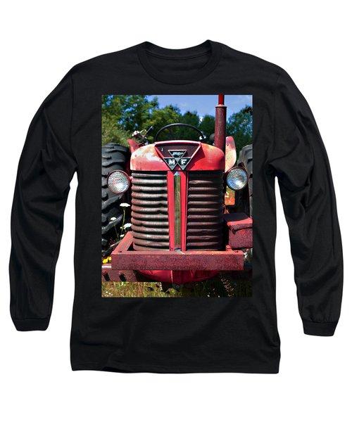 Big M - F Long Sleeve T-Shirt