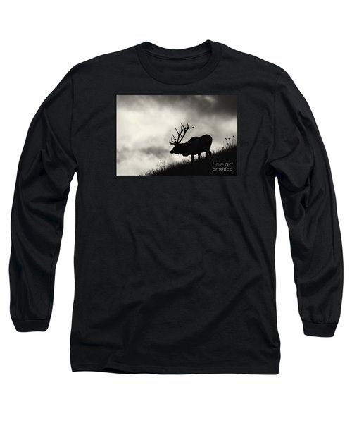 Big Sky Long Sleeve T-Shirt by Aaron Whittemore