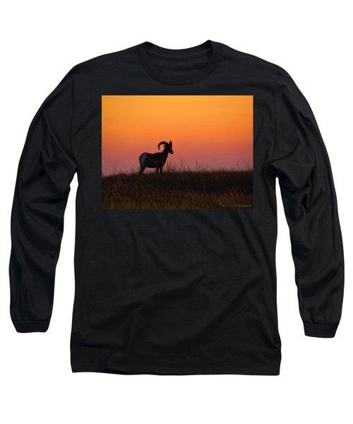 Bighorn Sunset Long Sleeve T-Shirt