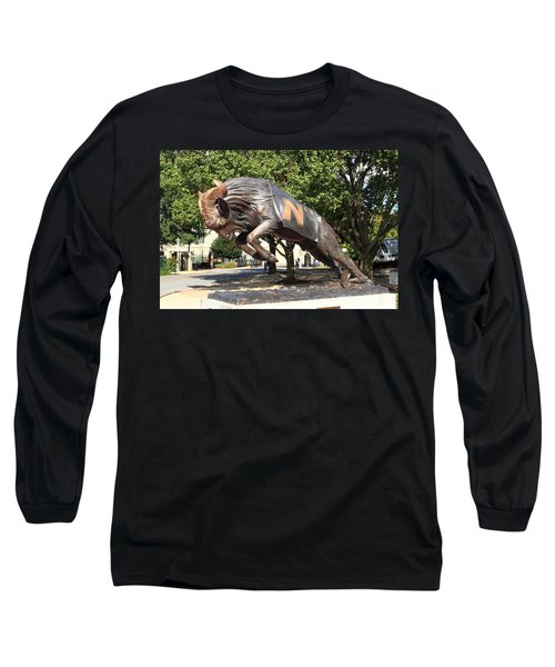 Bill The Goat - Usna Long Sleeve T-Shirt