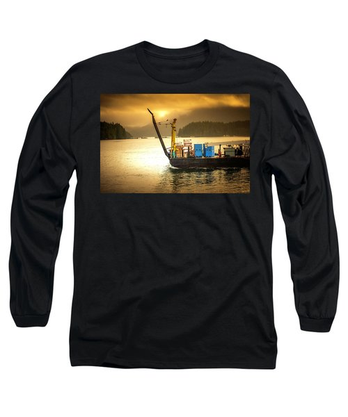 Binging The Goods Long Sleeve T-Shirt