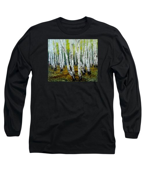 Birch Trail Long Sleeve T-Shirt